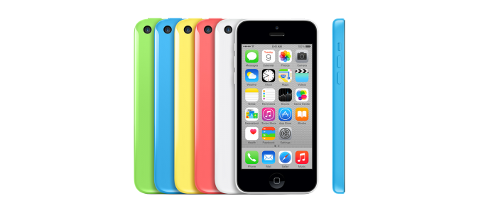 iPhone 5c Tamiri